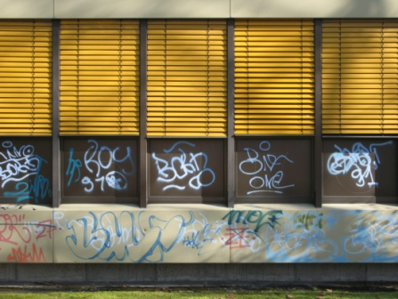 Broken Windows Theory: Broken windows and graffiti give the perception that nobody cares